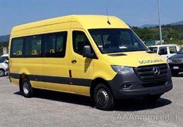 Scuolabus 30 posti Nuovo da Immatricolare