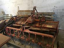 Fresa 2 metri adatta per trattore