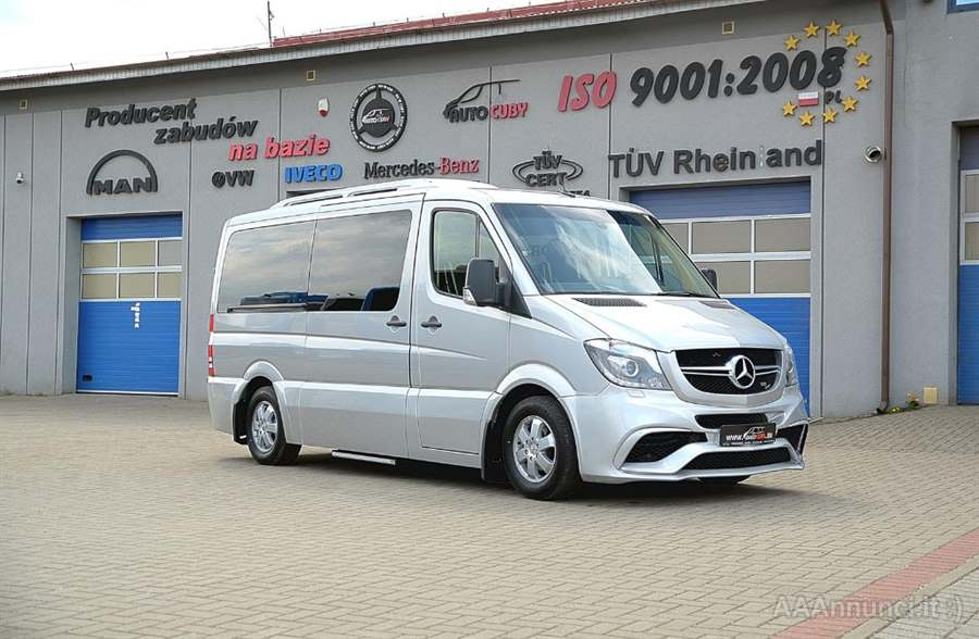 Sprinter Cuby Special Line Taxi Bus - Nuovo