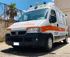 Fiat Ducato Ambulanza