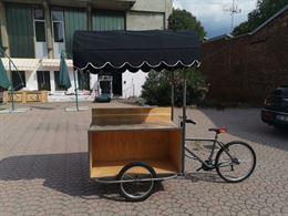 Cargo bike street food caffetteria gelateria e molto altro