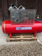 Compressore fini aria compressa da 500 litri in ghisa