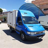 Daily 35c15 2.800cc 150cv - Frigorifero