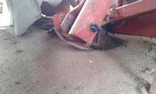 Rotofalce galfre 240cm usata poco pronta tagliare fieno