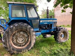 Trattore ford tw 10