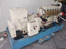 Gruppo elettrogeno motore same 6 cilindri