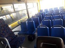 Sedili antivandalo per scuolabus