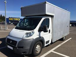 Food Truck autonegozio Ducato JTD