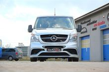 Anteprima Foto 2 Sprinter Cuby Special Line Taxi Bus - Nuovo