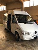 Mercedes 316 CDI Km 140000