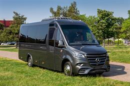 Mercedes sprinter 519 VIP nuovo ano 2020 22+1+1
