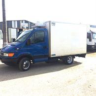 Camion Iveco Daily 35c9 turbo cella frigo