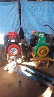 Motogeneratore e motopompa