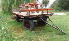 Carro rotoballe omologato 5mx240cm