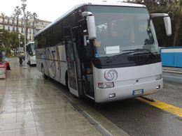 Autobus Volvo analogico