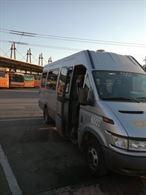 Minibus metano