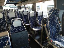 Minibus MB 20 posti