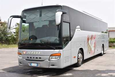 Setra 415 GT 55 + 1 + 1