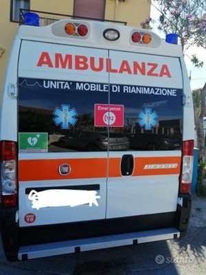 Ambulanza di Rianimazione di tipo A