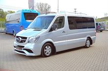 Anteprima Foto 3 Sprinter Cuby Special Line Taxi Bus - Nuovo