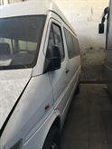 Minibus Sprinter 8 Posti Licenza Roma Ncc