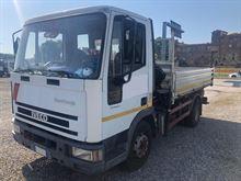 Iveco Eurocargo 100E15 Gru e Ribaltabile