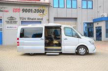 Anteprima Foto 5 Sprinter Cuby Special Line Taxi Bus - Nuovo