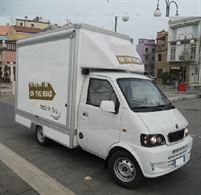 Autonegozio food truck