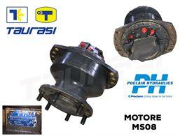Poclain MS08 Ricambi - Motore