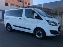 Ford Transit Custom posti 9