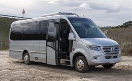 Nuovo MB Sprinter 519 Genius II 19+1+1 Pronta Consegna